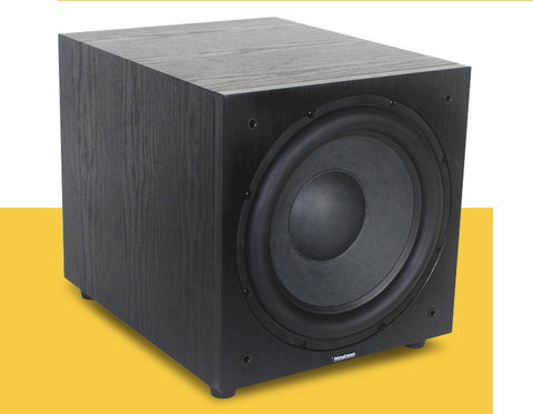 12-inch HI-FI Sound System home theater cinema audio speaker subwoofer 1 - East Gold