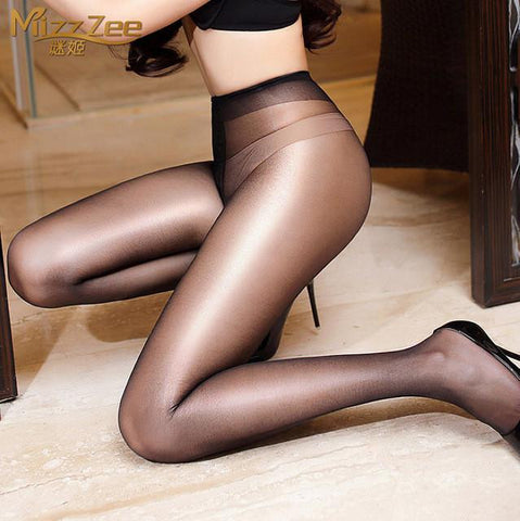 Sexy Lingerie  invisible Stockings - East Gold