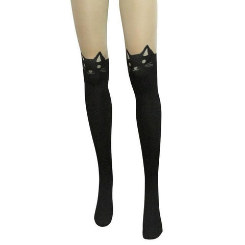 Pattern  Stockings - East Gold