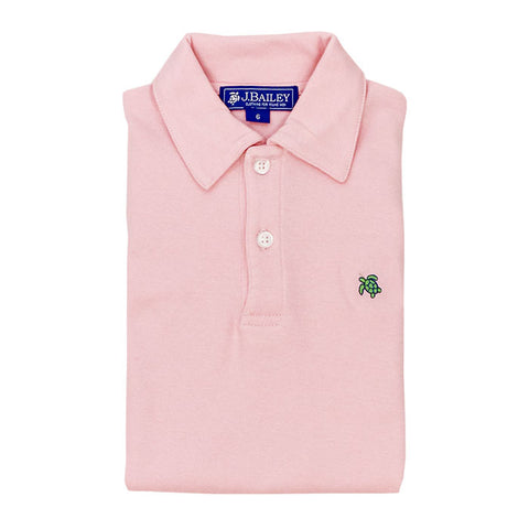 Pink SS Polo