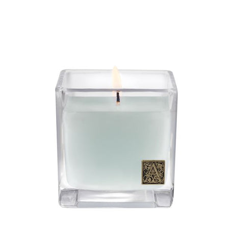 Cotton Ginseng Cube Candle