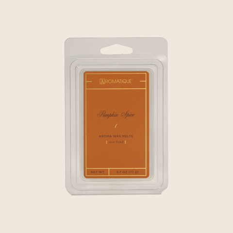 Aromatique Pumpkin Spice Wax Melts 2.7oz