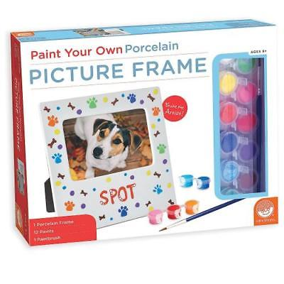 PAINT YOUR OWN FRAME KIT