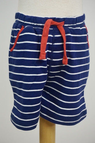 Mudpie Pull On Shorts - Blue