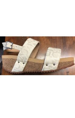 Tweens Summerfling Snake Wedge