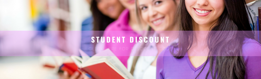 Blush & Whimsy Student Discount