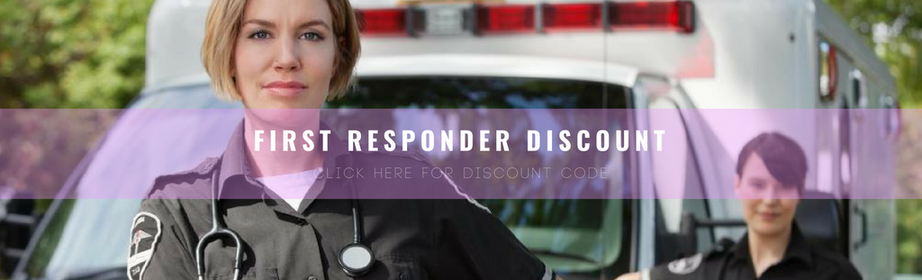 Blush & Whimsy First Responder Discount