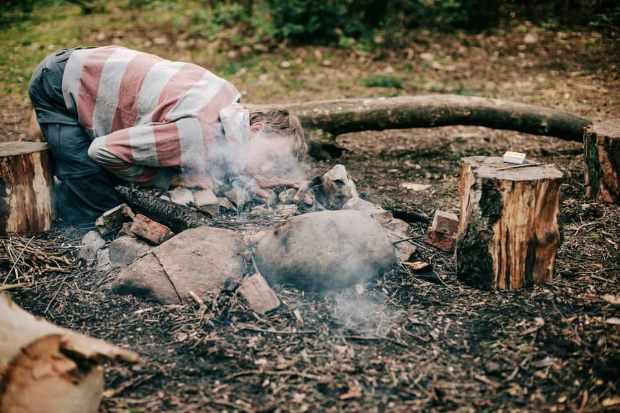 4 Fire Starting Struggles Every Camper Knows All too Well