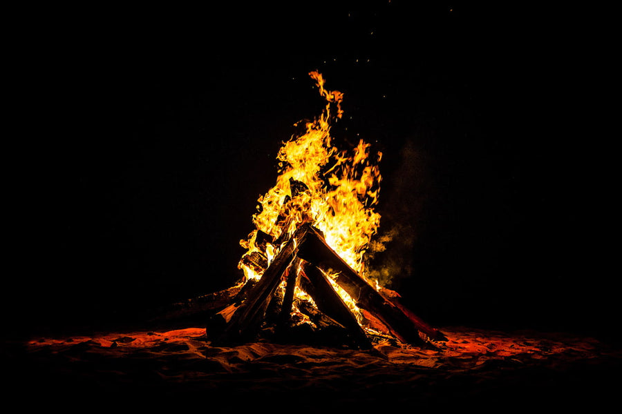 The 5 Essential Types of Campfires