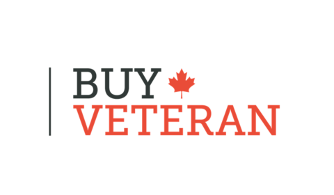 Buy Veteran with Canadian maple leaf
