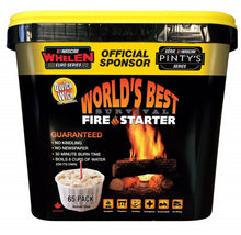 QwickWick Firestarters [Bucket of 65]