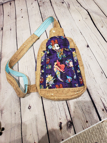 Disney Speedwell Slingback bag