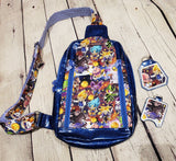 Dragon Ball Super Speedwell Slingback bag