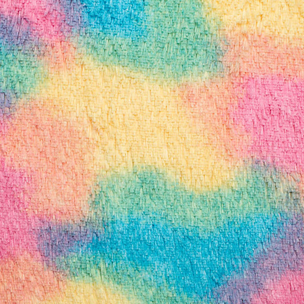 Sorbet Shaggy Cuddle Minky Fabric