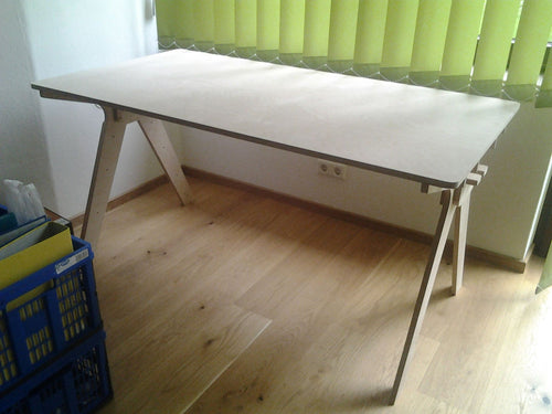 One Board Desk - Andreas Dengg