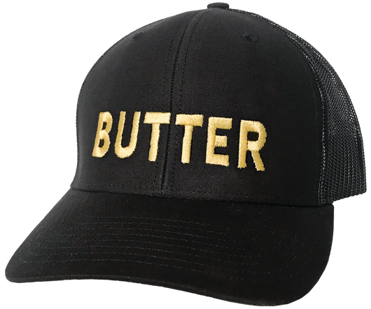 BUTTER Cap (Yellow)