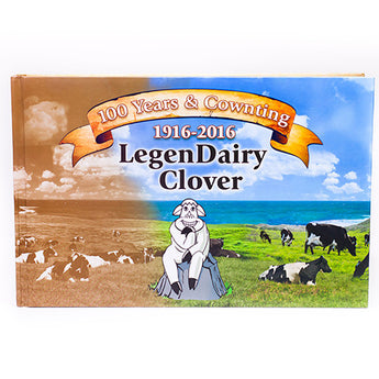 Legendairy Clover Book