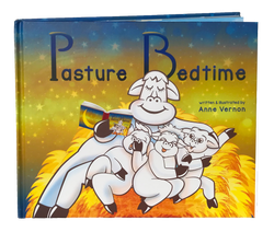 Pasture Bedtime Children's Book