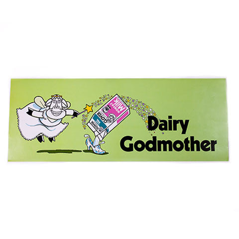 Dairy Godmother Poster