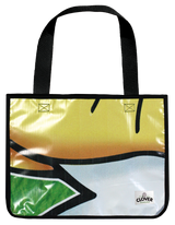 Clo Yellow Recycle Bag