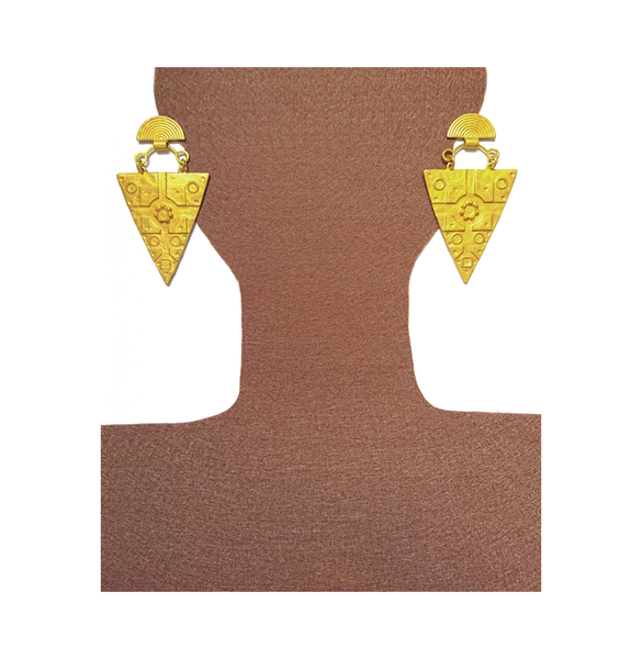Rich Earth Jewelry Limited Edition INDEPENDENCE DAY Hidi Earrings 2