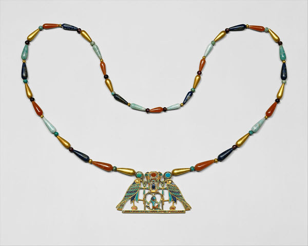 The MET Ancient Egyptian Jewelry