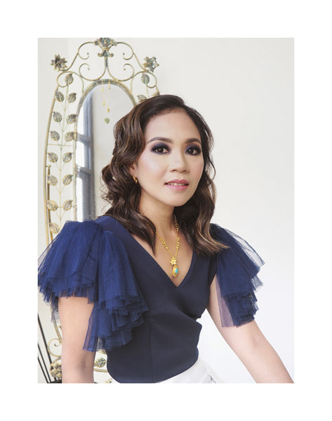 Nikki Santiago Rivera feature on Rich Earth Jewelry