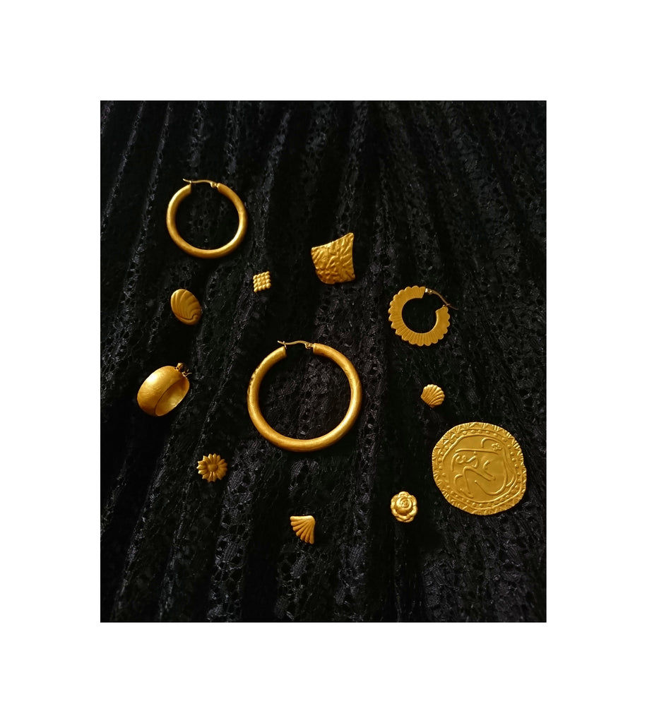 Oro Earrings 7