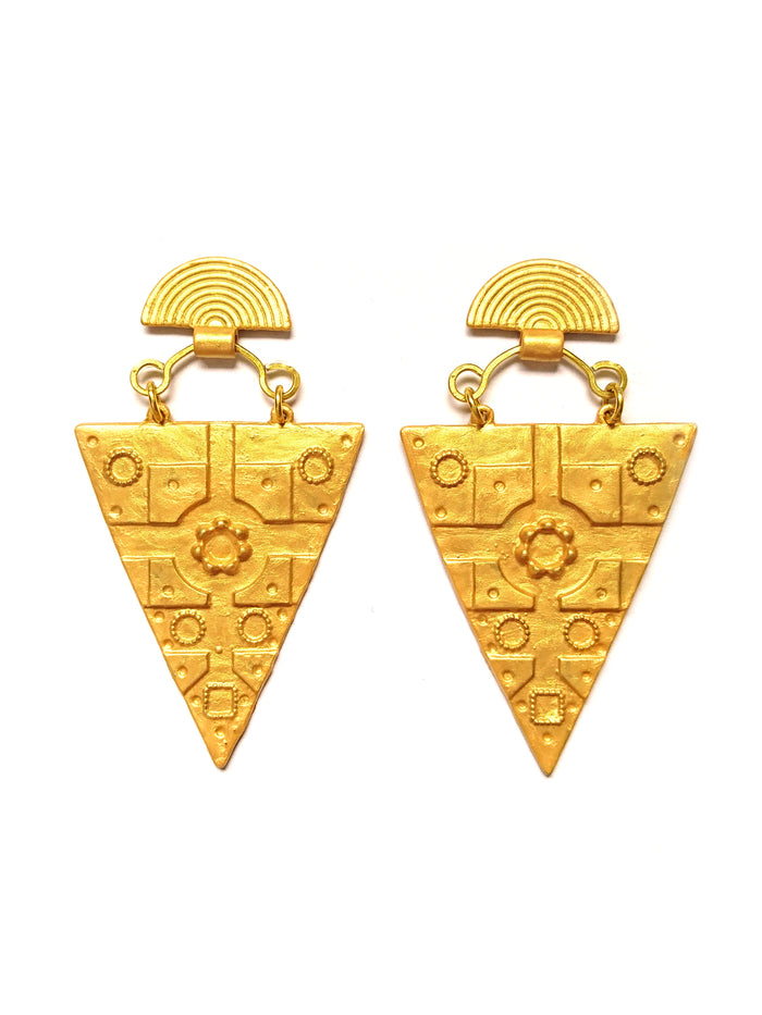 LIMITED EDITION Independence Day HIDI Earrings 2