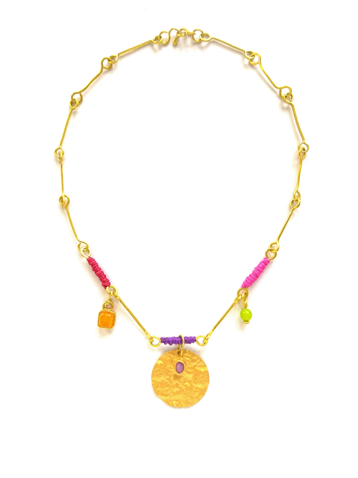 Kaia Meraki Necklace 16