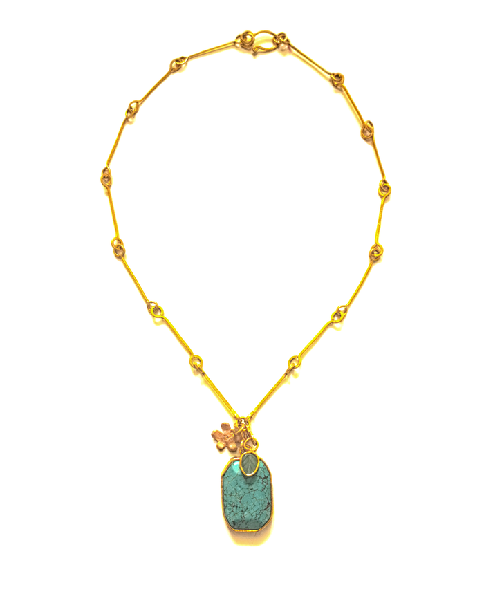 Kaia Meraki Necklace 18