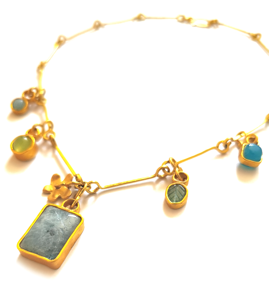 Kaia Meraki Necklace 19