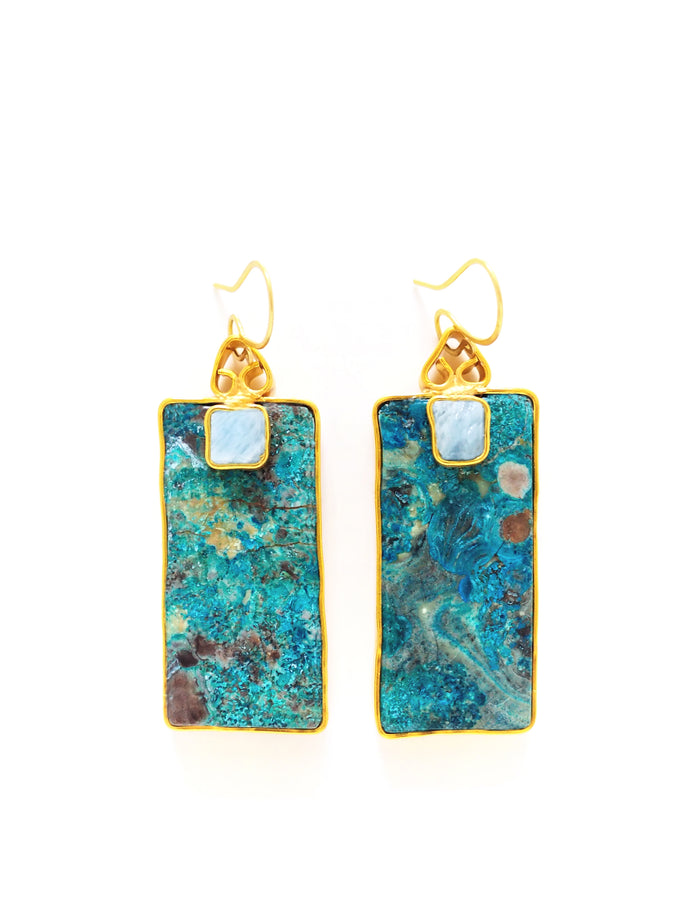 Kaia Earrings 1