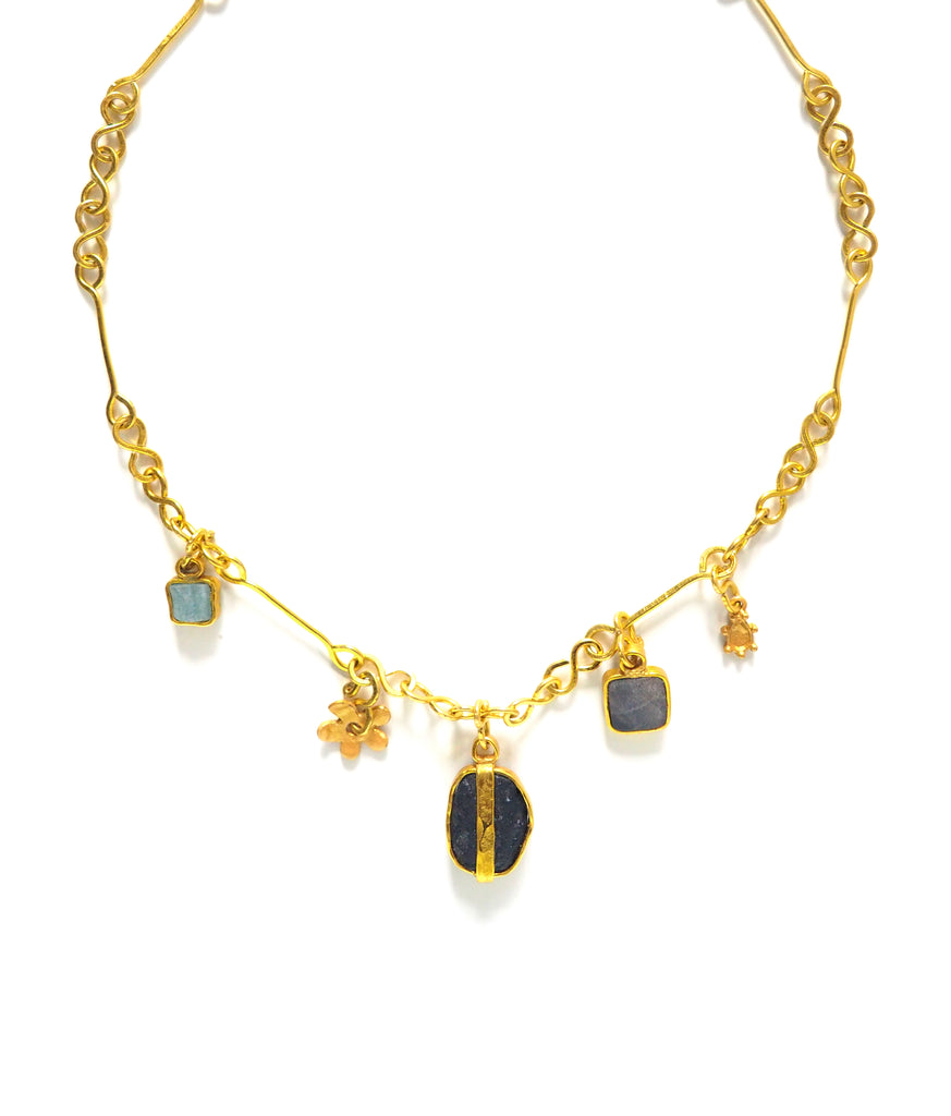 Kaia Meraki Necklace 1