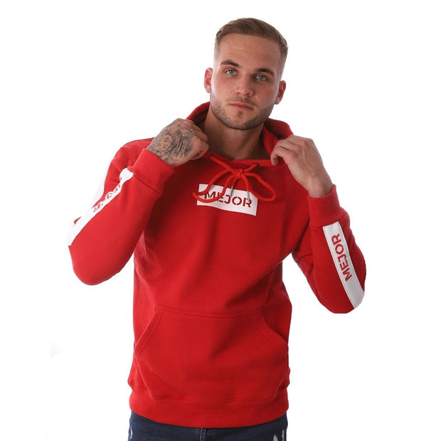 Cordo Hoodie - Scarlett Red - Mejor Clothing