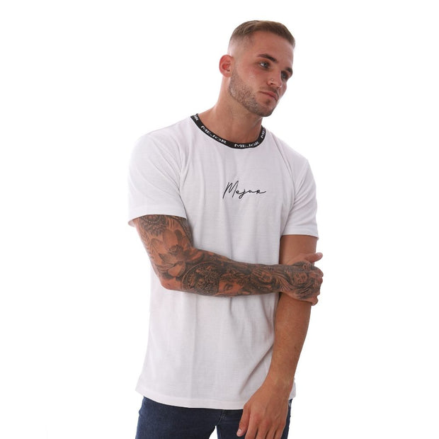 Madri Tee - White - Mejor Clothing