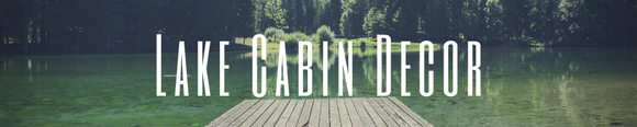 Shop for Cabin and Lake inspired gifts and decor for your home from Solagohome