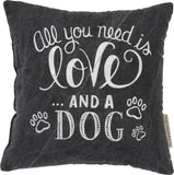 Dog Lover Pillow - SolagoHome