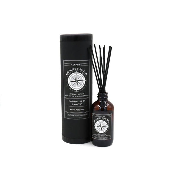 Southern Direction Reed Diffuser Set - Campfire - SolagoHome