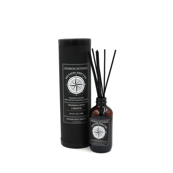 Southern Direction Reed Diffuser Set - Caribbean Driftwood - SolagoHome