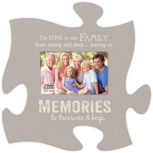 Memories Puzzle Photo Frame - SolagoHome