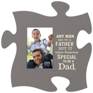Special Dad Puzzle Photo Frame - SolagoHome