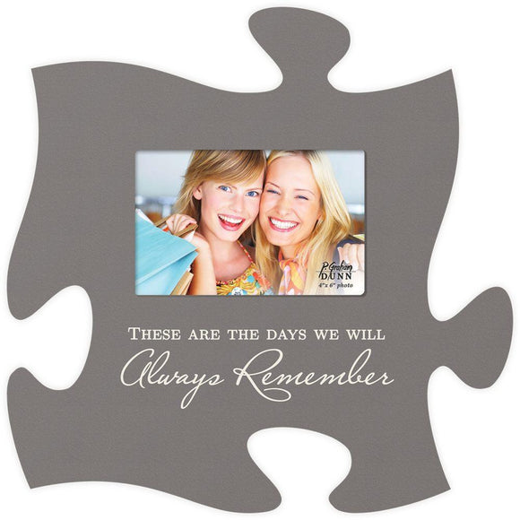 These Days Puzzle Photo Frame - SolagoHome