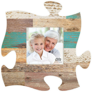 A Puzzle Photo Frame - SolagoHome