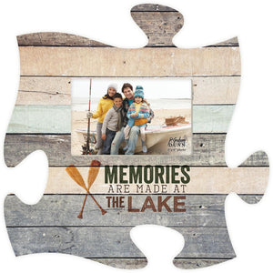 Memories Are Puzzle Photo Frame - SolagoHome
