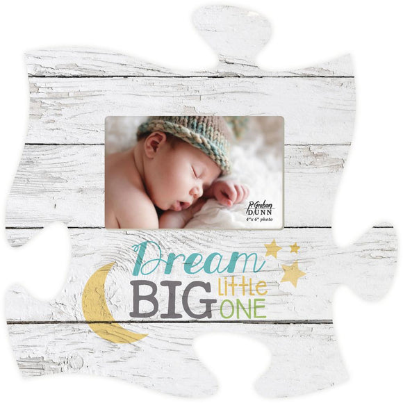 Dream Big Puzzle Photo Frame - SolagoHome