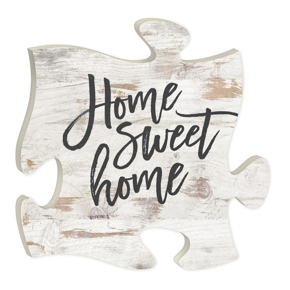 Home Sweet Home Puzzle Piece - SolagoHome