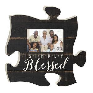 Simply Blessed Photo Frame - SolagoHome