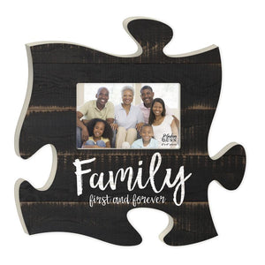 Family First and Forever Photo Frame - SolagoHome