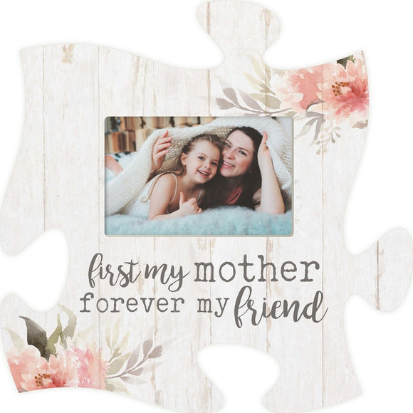 First My Mother Puzzle Photo Frame